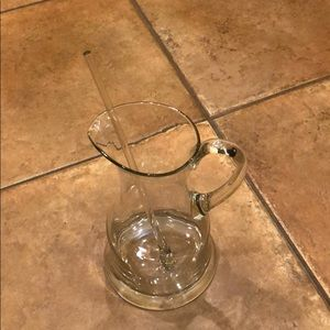 Classy essential barware classic pitcher stirred